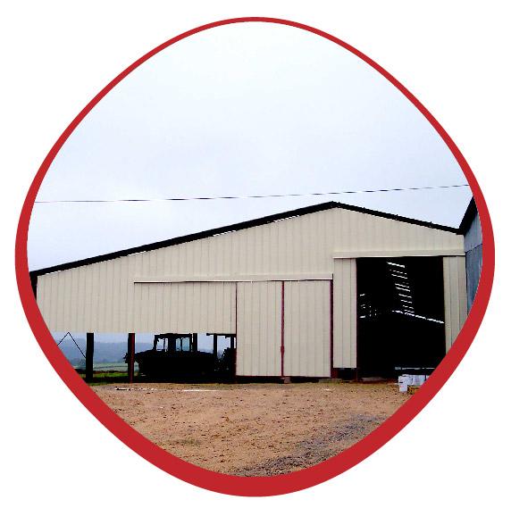 Porte Hangar Agricole