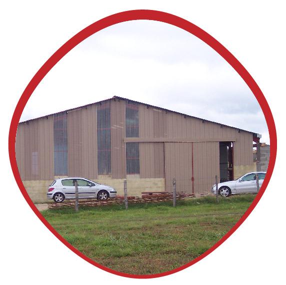 Portes Metalliques De Batiments Agricoles A Vichy Gannat